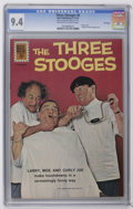Silver Age (1956-1969):Humor, Three Stooges File Copies CGC Group (Dell/Gold Key, 1961-69). Don't be a knuckle-head and let this CGC-graded group get away... (Total: 9 Comic Books)