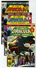 Bronze Age (1970-1979):Horror, Tomb of Dracula #51-70 Group (Marvel, 1976-79) Condition: AverageFN/VF. Includes #51, 52, 53, 54, 55, 56, 57, 58 (all-Blade...(Total: 20 Comic Books)