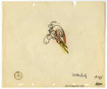 Animation Art:Limited Edition Cel, Woody Woodpecker Opening Title Animation Production Drawing Original Art (Walter Lantz Productions, 1950). This original ani... (Total: 2 Items)