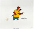 "Animation Art:Production Cel, ""Charlie Beary"" Animation Production Cel Original Art (Walter LantzProductions, undated). Charlie Beary is a golfing fool, ..."