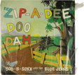 """Music Memorabilia:Recordings, Bob-B-Soxx and the Blue Jeans """"Zip-A-Dee-Doo-Dah"""" LP Philles 4002(1962). A Phil Spector production, this was a breath of fr..."""