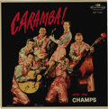 "Music Memorabilia:Recordings, The Champs ""Caramba!"" EP Challenge 7101 (1958). One of the '50sgreatest instrumental bands released two EPs in 1958, their ..."