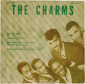 "Music Memorabilia:Recordings, ""The Charms - Vol. 2"" EP De Luxe 364 (1955). Highly influential group charted seven Top 15 R&B songs in a two-and-a-half yea..."