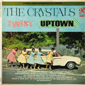 "Music Memorabilia:Recordings, ""The Crystals Twist Uptown"" Rare Stereo Record Club LP Philles 4000 (1962). This album from one of the classiest of the '60s..."