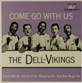 """Music Memorabilia:Recordings, Dell-Vikings """"Come Go With Us"""" EP Dot 1058 (1957). Immaculate copyof the group's first EP, which includes their two biggest..."""
