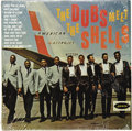 """Music Memorabilia:Recordings, """"The Dubs Meet The Shells"""" LP Josie 4001 (1962). Both R&B vocalgroups released several singles in the late '50s, but this w..."""