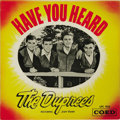 "Music Memorabilia:Recordings, Duprees ""Have You Heard"" LP Coed 906 Mono (1963). The second albumfrom the Italian-American doo-wop group is at least as ra..."