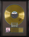 "Music Memorabilia:Awards, Expose ""Exposure"" Gold Album Award. Presented to June Colbert tocommemorate the sale of 500,000 copies of the 1984 album by..."
