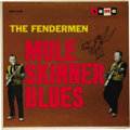 "Music Memorabilia:Recordings, Fendermen ""Mule Skinner Blues"" LP Soma 1240 (1960). This unlikelyPop ""group"" was really just two college buds with an affin..."