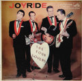 "Music Memorabilia:Recordings, Four Lovers ""Joyride"" LP RCA 1317 (1956). The young doo-wop group had six singles released on RCA, plus two EPs, to go with ..."