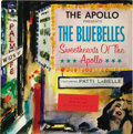 "Music Memorabilia:Recordings, Patti LaBelle and the Bluebelles ""Sweethearts Of The Apollo"" LP Newtown 631 (1963). The group's first release featured a bar..."