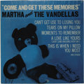 "Music Memorabilia:Recordings, Martha and the Vandellas ""Come And Get These Memories"" LP Gordy 902Mono (1963). The Motown ""Girl Group"" released their firs..."