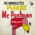 "Music Memorabilia:Recordings, Marvelettes ""Please Mr. Postman"" LP Tamla 228 Mono (1961). Thetitle cut was a huge hit, the first #1 Pop single on a Motown..."