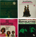 "Music Memorabilia:Recordings, Marvelettes LP Group of 4 (Tamla 1963-68). Here's a nice groupingof albums from Motown's first great ""Girl Group"". Included...(Total: 4 )"