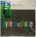 "Music Memorabilia:Recordings, ""Clyde McPhatter and the Drifters"" LP Atlantic 8003 Mono (1956).That both the lead singer here and the group he fronted..."