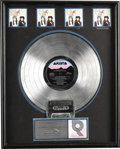 "Music Memorabilia:Awards, Milli Vanilli ""Girl You Know It's True"" Platinum Album Award. Inone of the biggest scandals in Pop music history, it was pu..."