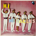 "Music Memorabilia:Recordings, ""Hi! We're The Miracles"" LP Tamla 220 (1961). The classic Motowngroup's first release was initially released in 1961 with a..."