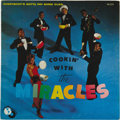 """Music Memorabilia:Recordings, """"Cookin' With The Miracles"""" LP Tamla 223 (1961). The Rock and Roll Hall of Fame Group's second album is a real find in this ..."""