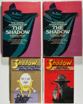 Books:Mystery & Detective Fiction, Walter B. Gibson. Four Books Relating to The Shadow. Variouspublishers, 1966-1981. Very good.... (Total: 4 Items)