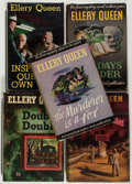 Books:Mystery & Detective Fiction, Ellery Queen. Group of Five First Edition Books. Variouspublishers, 1943-1956. Very good.... (Total: 5 Items)