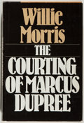 Books:Americana & American History, Willie Morris. INSCRIBED. The Courting of Marcus Dupree.Doubleday, 1983. Signed and inscribed by the author. Ve...