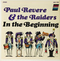"Music Memorabilia:Recordings, Paul Revere & the Raiders ""In The Beginning"" Juke Box EP Jerden7004 (1966). Extreme coolness with this rare EP, issued only..."