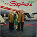 "Music Memorabilia:Recordings, ""The Skyliners"" LP Calico 3000 (1959). White doo-wop group from Pittsburgh created a lasting legacy with their dreamy hit ""S..."