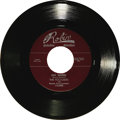 """Music Memorabilia:Recordings, Vocaleers """"Be True""""/ """"Oh! Where"""" 45 Red Robin 3018 (1953). Early'50s R&B group on a very desirable label, and this copy's s..."""