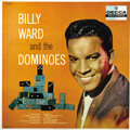 """Music Memorabilia:Recordings, """"Billy Ward and the Dominoes"""" Promo LP Decca 8621 (1958). Influential band that featured Clyde McPhatter, then Jackie Wilson..."""