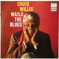 """Music Memorabilia:Recordings, """"Chuck Willis Wails The Blues"""" LP Epic 3425 (1958). Willis' firstalbum was released the year he died tragically from a blee..."""