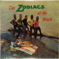 "Music Memorabilia:Recordings, Zodiacs ""At the Beach"" LP Arthur Smith Studios (circa 1965). Ourintrepid research team found multiple groups with the monik..."
