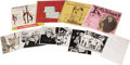 Music Memorabilia:Autographs and Signed Items, Classic Jazz Signed Record and Photo Group. Classic Jazz trumpetkings abound in this high-flying group lot. This lot spotli...