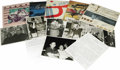 Music Memorabilia:Autographs and Signed Items, Pee Wee Erwin Signed Record and Photo Group. Trumpeter Pee WeeErwin is the focus of this sensational group lot. Included ar...
