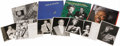 Music Memorabilia:Autographs and Signed Items, Classic Jazz Signed Record and Photo Group. Swinging sax playing and soulful singing are the hallmarks of this lot which fea...