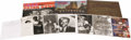 """Music Memorabilia:Autographs and Signed Items, Classic Jazz Signed Record and Photo Group. Here's a plethora ofjazz giants' autographs. The group includes: """"Jazz From Pet..."""