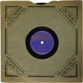 """Music Memorabilia:Recordings, Robert Johnson """"32-20 Blues"""" Vocalion 03445 (1937). In recentauctions our Robert Johnson offerings have generated a lot of ..."""