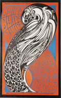 Music Memorabilia:Posters, The Byrds Winterland/Fillmore Concert Poster BG-57 (Bill GrahamPresents, 1967). This poster screams (by way of Wes Wilson's...