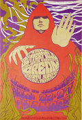 Music Memorabilia:Posters, Paul Butterfield Blues Band/Cream Fillmore Concert Poster (BG-79).The Blues got a rockin' workout for this show! From Chic...