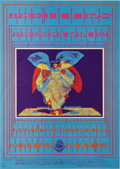 "Music Memorabilia:Posters, The Doors ""Butterfly Lady"" Avalon Concert Poster FD-61 (Family Dog, 1967). Take a walk through the ""doors of perception"" wit..."