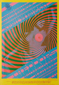 Music Memorabilia:Posters, The Doors Avalon Ballroom Concert Poster FD-57 (Family Dog Presents, 1967). This is one of the most popular posters by artis...