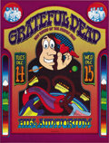 Music Memorabilia:Posters, Grateful Dead Hill Auditorium Concert Poster (UAC/Daystar Presents,1971). From the groovy pen of artist Gary Grimshaw comes...
