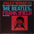 "Music Memorabilia:Recordings, ""The Beatles And Frank Ifield"" Old Man Cover Mono LP Vee-Jay 1085(1964). The strange combination was just another way Vee-J..."