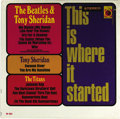 """Music Memorabilia:Recordings, Beatles and Tony Sheridan """"This Is Where It Started"""" LP Metro 583Stereo (1964). Included here are four songs from the tand..."""
