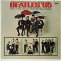 """Music Memorabilia:Recordings, """"Beatles '65"""" Mono LP Capitol 2228 (1965). The Beatles' fourth USalbum on Capitol isn't usually mentioned in the same sente..."""