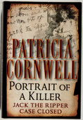 Books:Mystery & Detective Fiction, Patricia Cornwell. SIGNED. Portrait of a Killer. Putnam,2002. Signed by the author. As new....