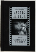 Books:Mystery & Detective Fiction, Joe Hill. SIGNED. 20th Century Ghosts. Morrow, 2005. First American edition. No dust jacket, as issued. Signed...