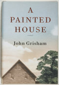Books:Mystery & Detective Fiction, John Grisham. SIGNED. A Painted House. Doubleday, 2001.Signed by the author. Fine....