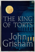 Books:Mystery & Detective Fiction, John Grisham. SIGNED. The King of Torts. Doubleday, 2003.Signed by the author. Fine....