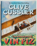 Books:Children's Books, Clive Cussler. SIGNED. The Adventures of Vin Fiz. Philomel,2006. Signed by the author. An new. ...