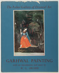 Books:Art & Architecture, W. G. Archer. Garhwal Painting. Faber and Faber, 1954. Quarto. Publisher's wrappers. Very good....